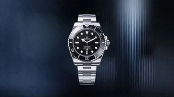 Rolex Oyster Perpetual Submariner TV Spot, 'New' - Thumbnail 9