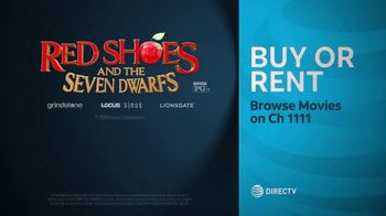 DIRECTV Cinema TV Spot, 'Red Shoes and the Seven Dwarfs' - Thumbnail 9