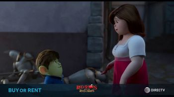 DIRECTV Cinema TV Spot, 'Red Shoes and the Seven Dwarfs' - Thumbnail 6