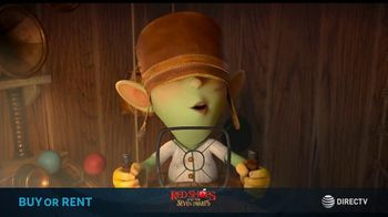 DIRECTV Cinema TV Spot, 'Red Shoes and the Seven Dwarfs' - Thumbnail 8