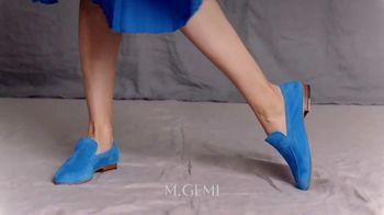 M.Gemi TV Spot, 'Redefine the Italian Luxury Shoe Industry' - Thumbnail 1