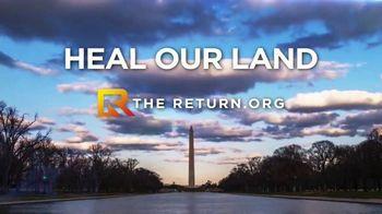 The Return TV Spot, 'Heal Our Land' - Thumbnail 7