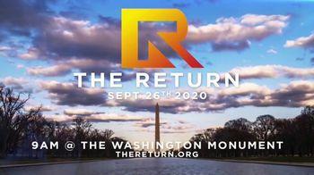The Return TV Spot, 'Heal Our Land' - Thumbnail 6