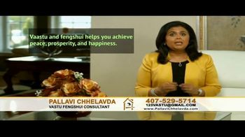 Pallavi Chhelavda TV Spot, 'Achieve Peace, Prosperity and Happiness'