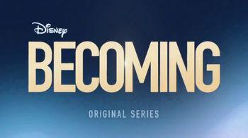 Disney+ TV Spot, 'Becoming' Song by John Coggins - Thumbnail 8
