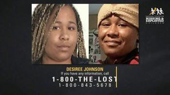 National Center for Missing & Exploited Children TV Spot, 'Desiree Johnson' - Thumbnail 9