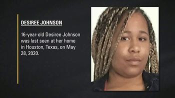 National Center for Missing & Exploited Children TV Spot, 'Desiree Johnson'