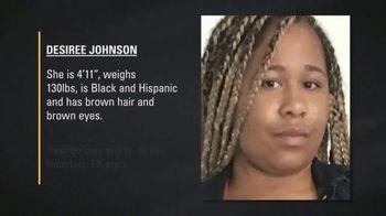 National Center for Missing & Exploited Children TV Spot, 'Desiree Johnson' - Thumbnail 7