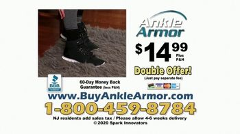Ankle Armor TV Spot, 'Compression Wrap' - Thumbnail 9