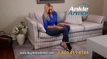 Ankle Armor TV Spot, 'Compression Wrap'