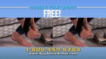 Ankle Armor TV Spot, 'Compression Wrap' - Thumbnail 8