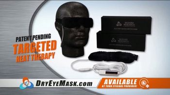 Wizard Research Electric Dry Eye Mask TV Spot, 'Targeted Heat Therapy' - Thumbnail 4