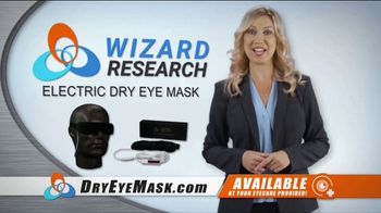 Wizard Research Electric Dry Eye Mask TV Spot, 'Targeted Heat Therapy' - Thumbnail 6