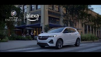 Buick Encore GX TV Spot, 'New Alexa' Song by Matt & Kim [T2]