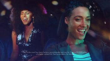 Lexus Fall Collection Sales Event TV Spot, 'Fall in Love' [T1]