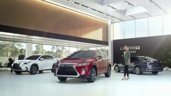 Lexus Fall Collection Sales Event TV Spot, 'Fall in Love' [T1] - Thumbnail 1
