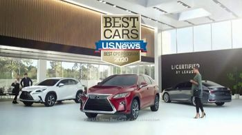 Lexus Fall Collection Sales Event TV Spot, 'Fall in Love' [T1] - Thumbnail 7