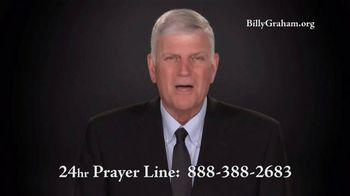 Billy Graham Evangelistic Association TV Spot, 'Can Jesus Save You?' - Thumbnail 2