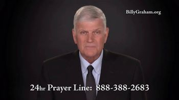 Billy Graham Evangelistic Association TV Spot, 'Can Jesus Save You?'