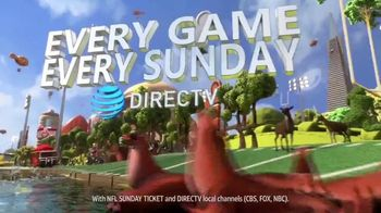 DIRECTV NFL Sunday Ticket TV Spot, 'Long Distance Relationships: Free Preview' Song by Motley Crue - Thumbnail 6