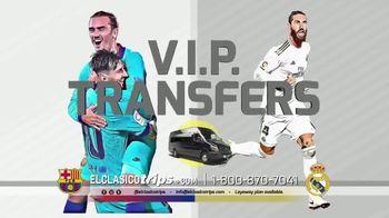 El Clásico Trips TV Spot, '2021 La Liga'