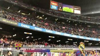 El Clásico Trips TV Spot, '2021 La Liga' - Thumbnail 3