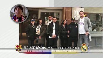 El Clásico Trips TV Spot, '2021 La Liga' - Thumbnail 4