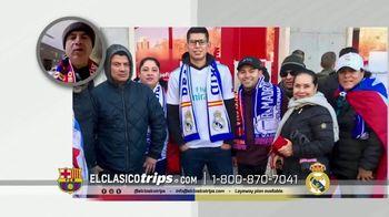 El Clásico Trips TV Spot, '2021 La Liga' - Thumbnail 5