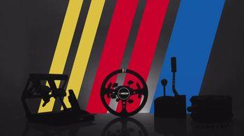 Fanatec NASCAR Steering Wheel TV Spot, 'Enter the Fanatec Ecosystem' - Thumbnail 8