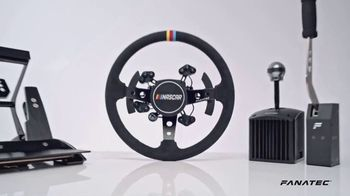 Fanatec NASCAR Steering Wheel TV Spot, 'Enter the Fanatec Ecosystem' - Thumbnail 7