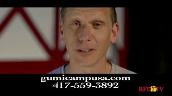 GUMI Camp USA TV Spot, 'A Special Place' Featuring Tim Hadler