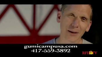 GUMI Camp USA TV Spot, 'A Special Place' Featuring Tim Hadler - Thumbnail 1