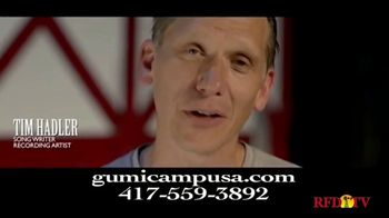 GUMI Camp USA TV Spot, 'A Special Place' Featuring Tim Hadler - Thumbnail 2