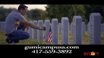 GUMI Camp USA TV Spot, 'A Special Place' Featuring Tim Hadler - Thumbnail 4