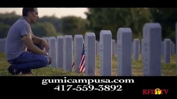 GUMI Camp USA TV Spot, 'A Special Place' Featuring Tim Hadler - Thumbnail 5