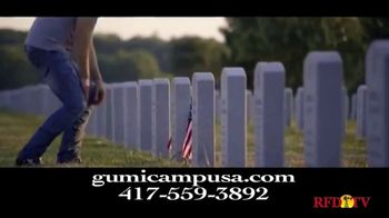 GUMI Camp USA TV Spot, 'A Special Place' Featuring Tim Hadler - Thumbnail 6