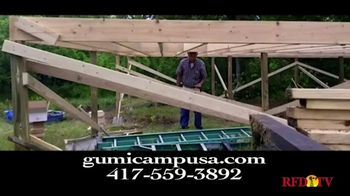 GUMI Camp USA TV Spot, 'A Special Place' Featuring Tim Hadler - Thumbnail 8