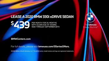 2020 BMW 3 Series TV Spot, 'Magic Number' [T1] - Thumbnail 5