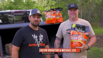 Antler King Roasted Bean Cuisine TV Spot, '29% Protein, 14% Fat' Featuring Don Kisky, Kandi Kisky - 78 commercial airings