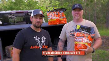 Antler King Roasted Bean Cuisine TV Spot, '29% Protein, 14% Fat' Featuring Don Kisky, Kandi Kisky