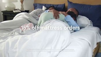Casper Labor Day Sale TV Spot, 'Extended: Cool and Supported: 15%' - Thumbnail 10