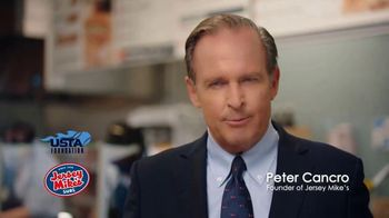 Jersey Mike's TV Spot, 'Pledge of One Million' - Thumbnail 4