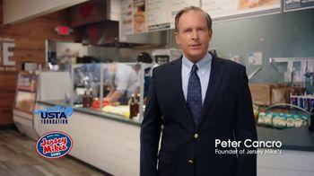 Jersey Mike's TV Spot, 'Pledge of One Million' - Thumbnail 1