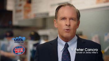 Jersey Mike's TV Spot, 'Pledge of One Million' - Thumbnail 3