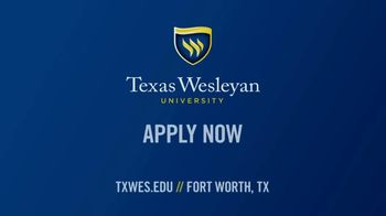 Texas Wesleyan University TV Spot, 'We Have Big Scholarships' - Thumbnail 10