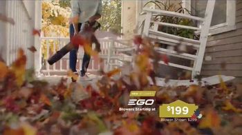 Lowe's TV Spot, 'Bring on Fall' - Thumbnail 2