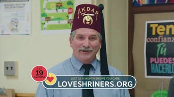 Shriners Hospitals for Children TV Spot, 'Family Day' - Thumbnail 6
