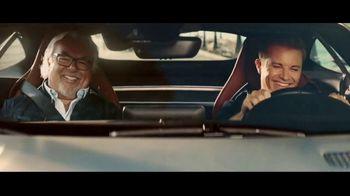 Heineken 0.0 TV Spot, 'Father & Son' Featuring Keke Rosberg, Nico Rosberg, Song by Harry Chapin - Thumbnail 10