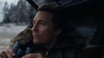 2020 Lincoln Aviator TV Spot, 'Warm Escape' Featuring Matthew McConaughey [T2]