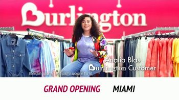 Burlington TV Spot, 'Unbelievable Deals: Grand Opening' - Thumbnail 2